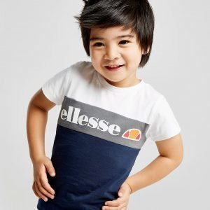 Ellesse Centio Colour Block T-Shirt Infant Laivastonsininen