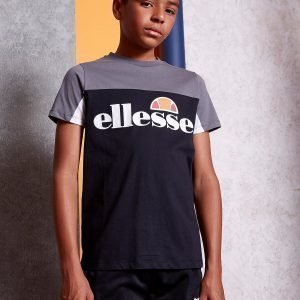 Ellesse Colour Block T-Shirt Musta