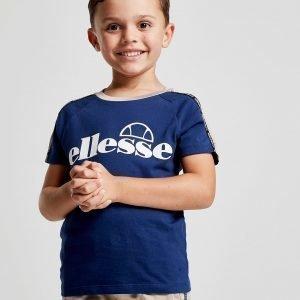 Ellesse Edison Tape T-Shirt Laivastonsininen