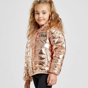 Ellesse Girls' Violet Foil Jacket Kulta