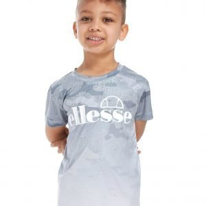 Ellesse Puccio Fade Camo T-Shirt Harmaa