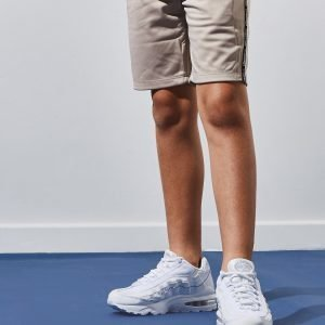 Ellesse Tape Poly Shorts Stone