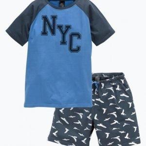 Ellos 2-Osainen Pyjama