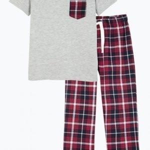 Ellos Pyjama Kaksi Osaa