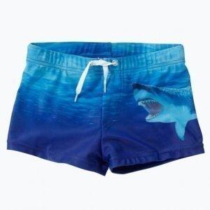 Ellos Uimahousut Joissa Valokuvapainatus