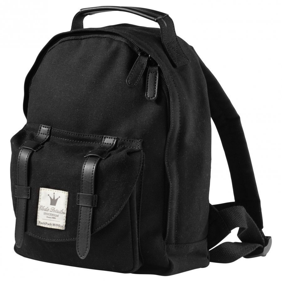 Elodie Details Backpack Mini Black Edition Reppu