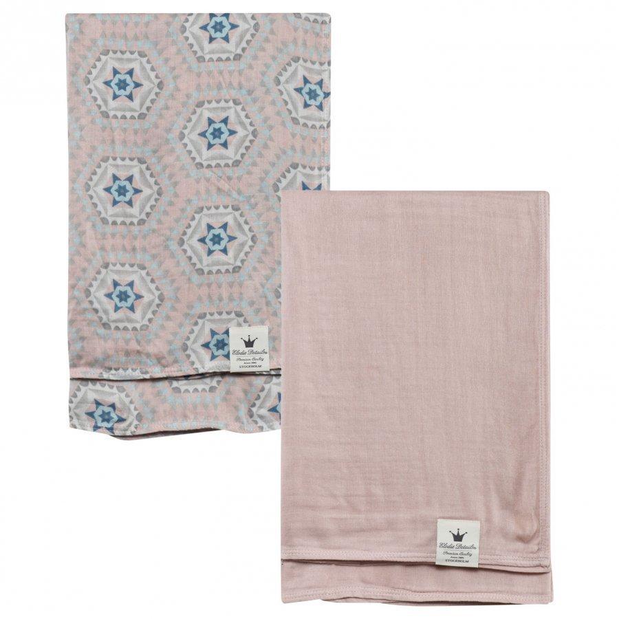 Elodie Details Bamboo Muslin Blanket Set Bedouin Stories Huopa