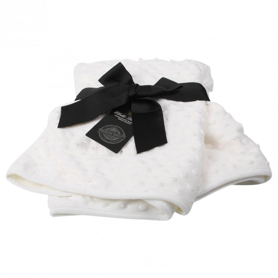 Elodie Details Blanket White Edition Huopa