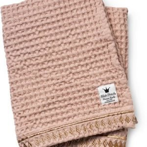 Elodie Details Cotton waffle blanket Gilded Power