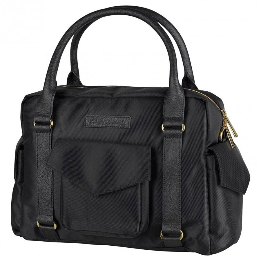 Elodie Details Diaper Bag Black Edition Hoitolaukku