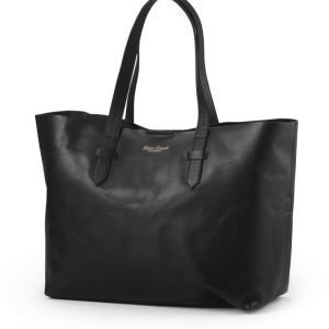 Elodie Details Hoitolaukku Black Leather