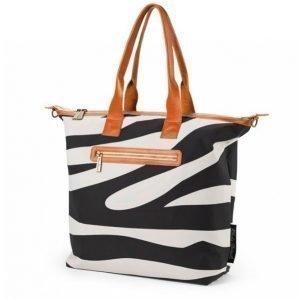 Elodie Details Hoitolaukku Zebra Sunshine