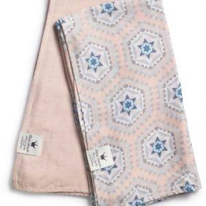 Elodie Details Huopa Bamboo Muslin Blanket 2 kpl Bedouin Stories