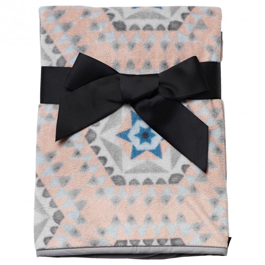 Elodie Details Pearl Velvet Blanket Bedouin Huopa