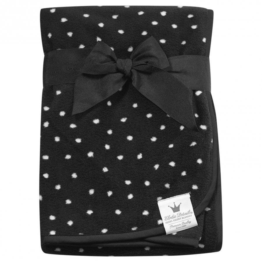 Elodie Details Pearl Velvet Blanket Dot Huopa