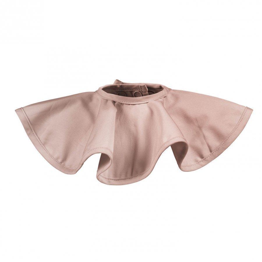 Elodie Details Pierrot Dry Bib Powder Pink Ruokalappu