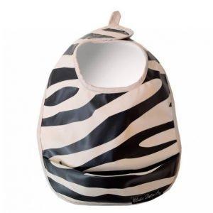 Elodie Details Ruokalappu Zebra Sunshine