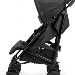 Elodie Details Sateenvarjorattaat Stockholm Stroller Brilliant Black