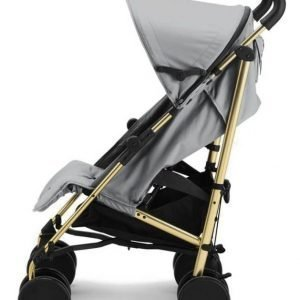Elodie Details Sateenvarjorattaat Stockholm Stroller Golden Grey