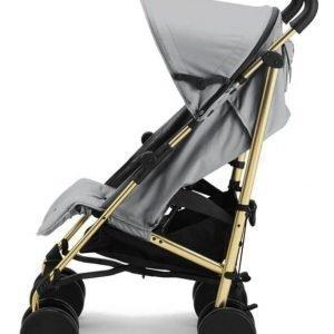 Elodie Details Sateenvarjorattaat Stockholm Stroller Golden Grey