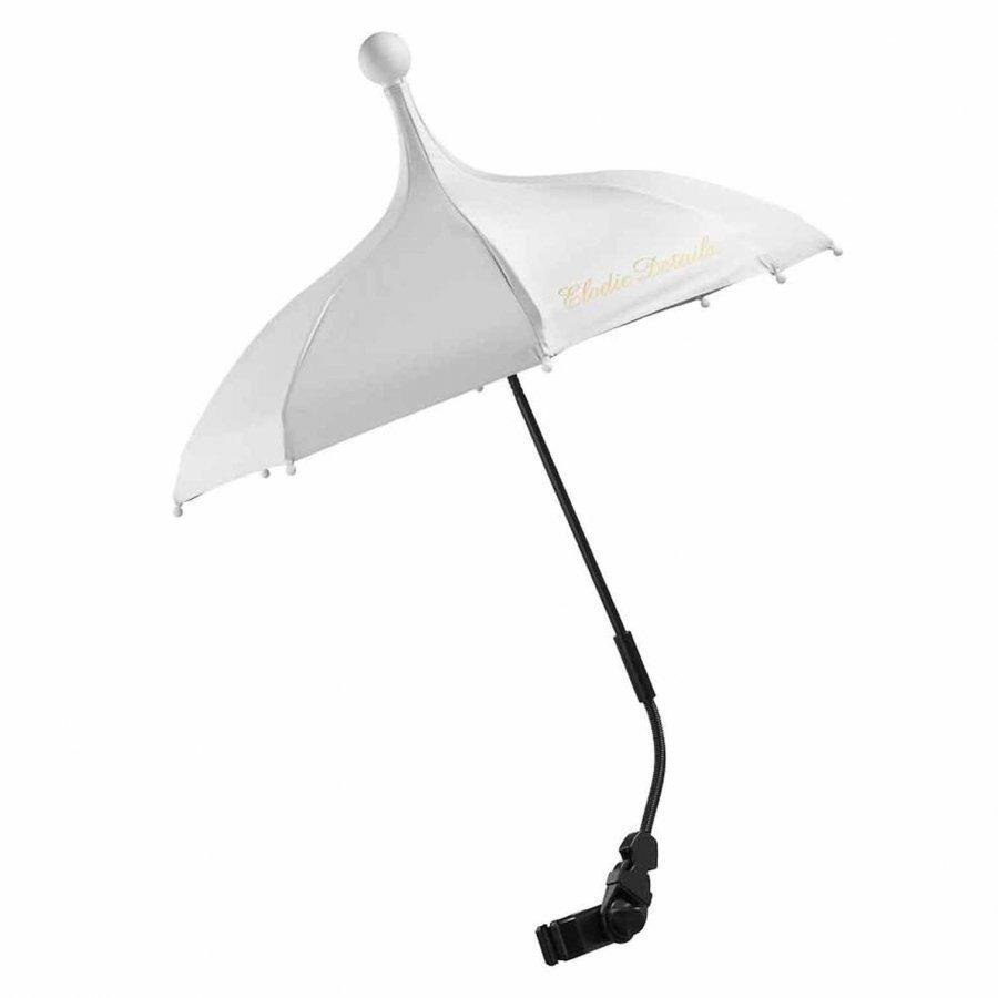 Elodie Details Stroller Parasol Vanilla White Sadesuoja