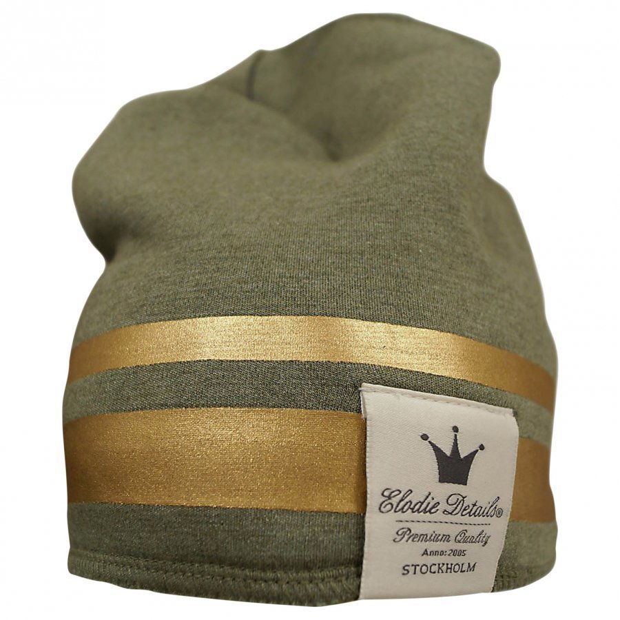 Elodie Details Winter Beanie Gilded Green Pipo