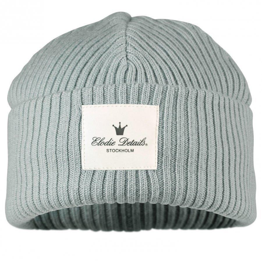 Elodie Details Wool Hat Mineral Green Pipo