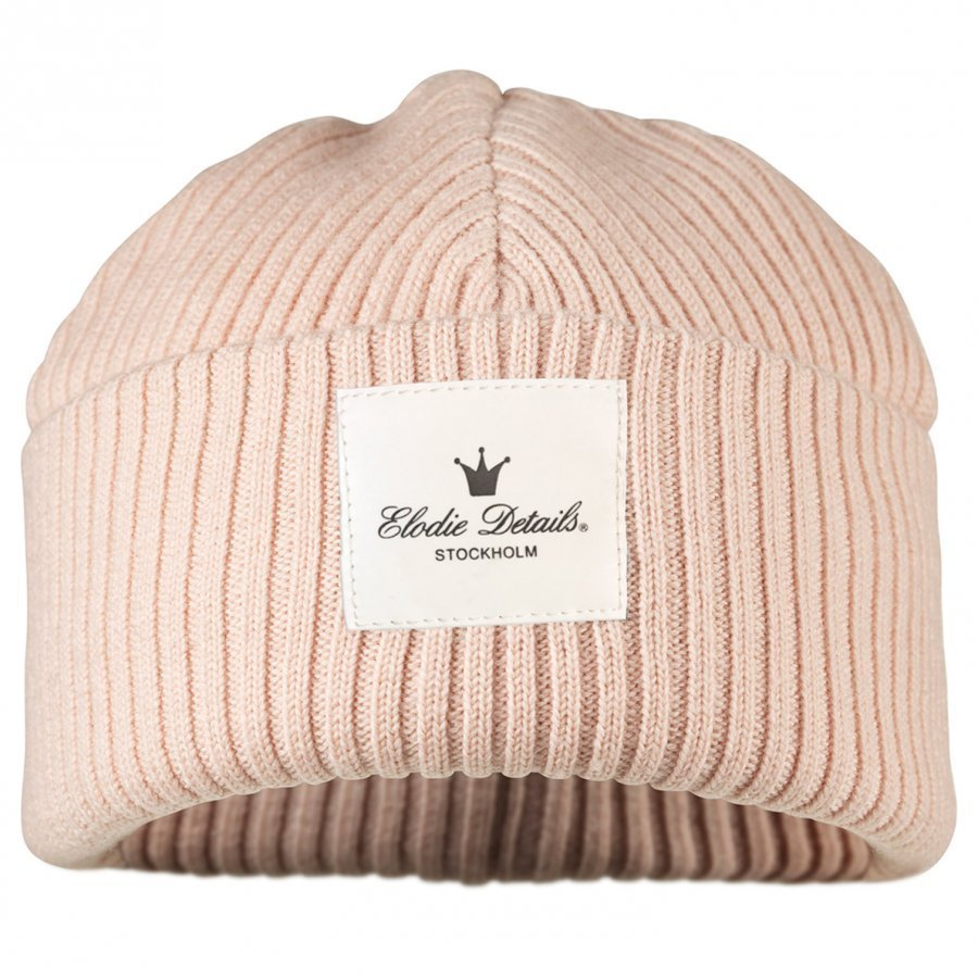 Elodie Details Wool Hat Powder Pink Pipo