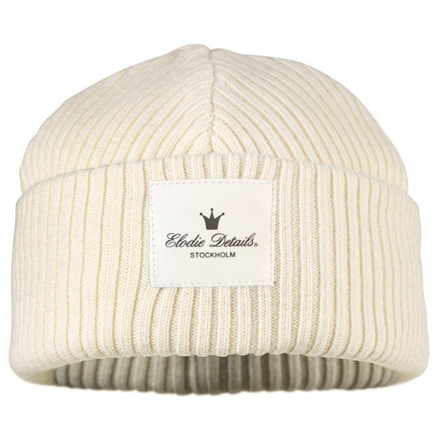 Elodie Details Wool Hat Vanilla White Pipo