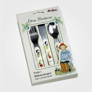 Elsa Beskow Cuttlery Set Putte Ruokailusetti