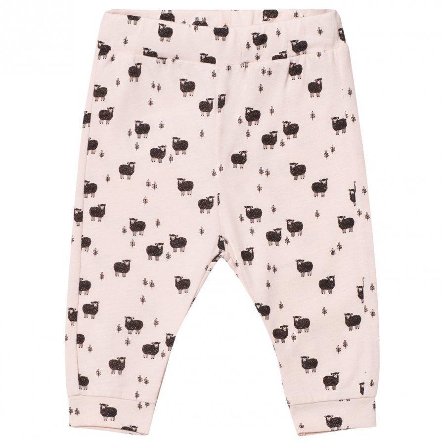 Emile Et Ida Baby Lamb Sweatpants Rose Verryttelyhousut