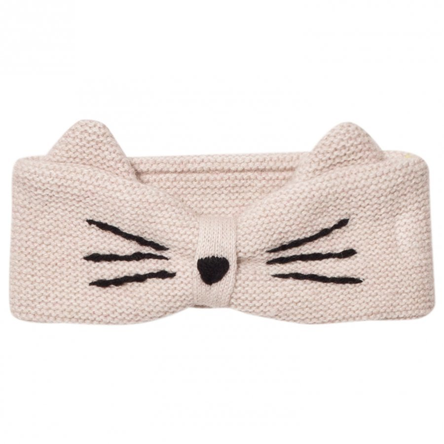 Emile Et Ida Cat Headband Rose Korvalaput