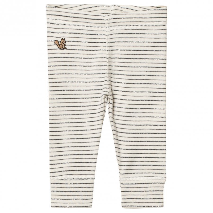 Emile Et Ida Striped Leggings Legginsit