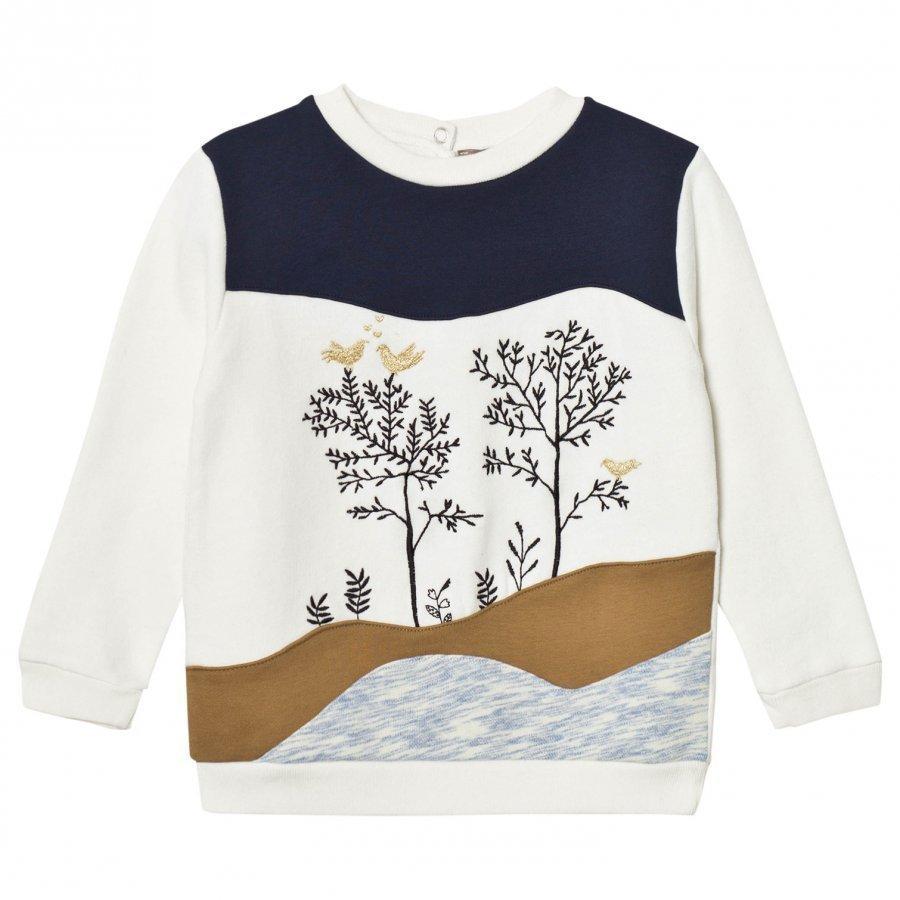 Emile Et Ida Sweater Multicolor Oloasun Paita