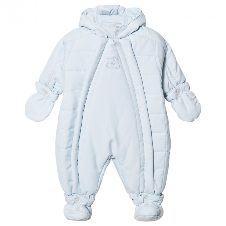 Emile Et Rose Pale Blue Padded Coveral Toppahaalari
