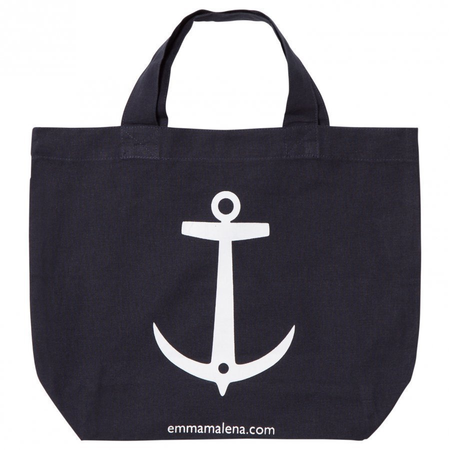 Emma Och Malena Anchor Bag Mini Navy Kassi