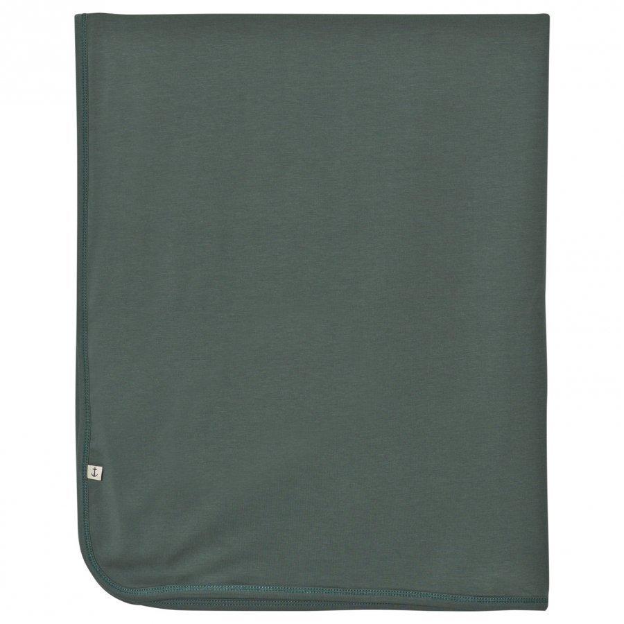 Emma Och Malena Em Blanket Makrill Green Huopa
