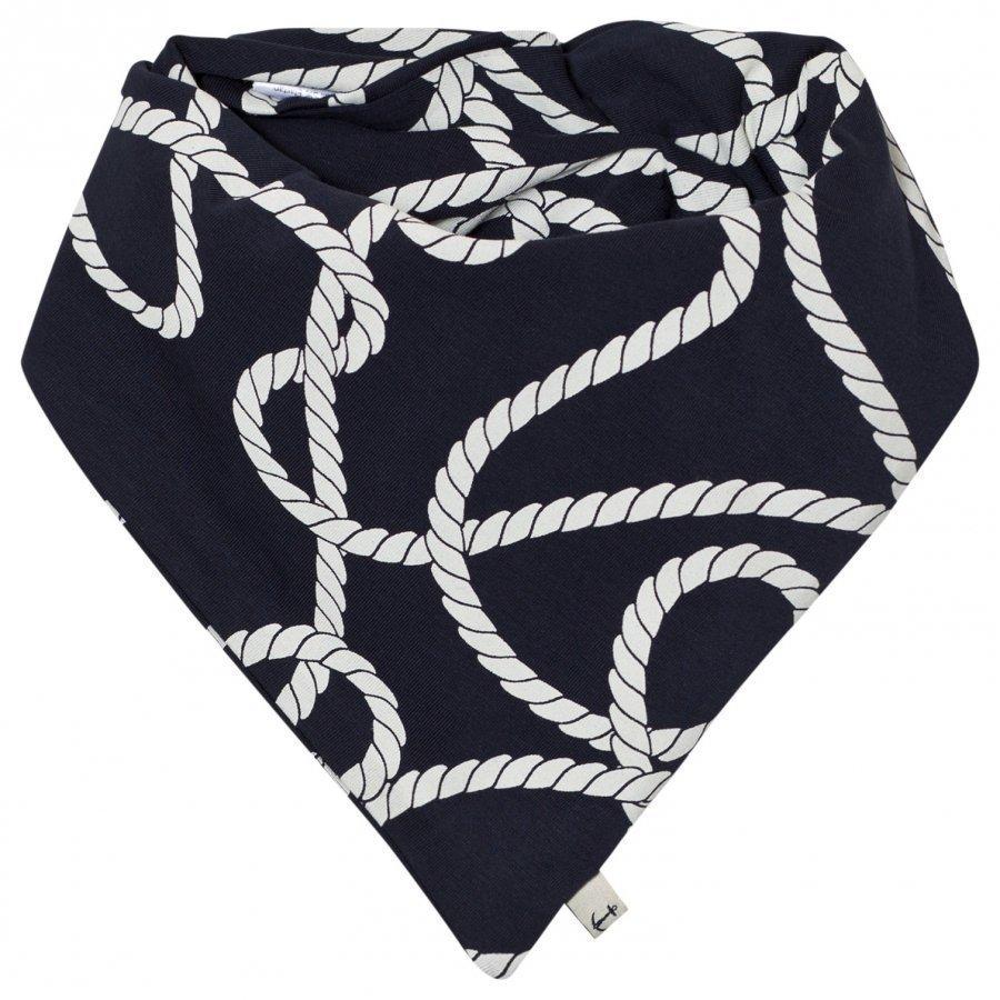Emma Och Malena Em Scarf Rope Navy Koristeellinen Huivi