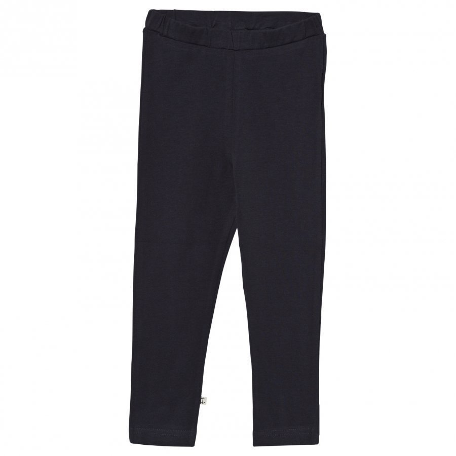 Emma Och Malena Leggings Kids Navy Legginsit