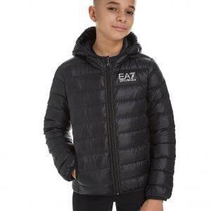 Emporio Armani Ea7 Core Down Jacket Blk / Blk