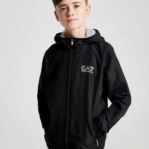 Emporio Armani Ea7 Core Jacket Musta