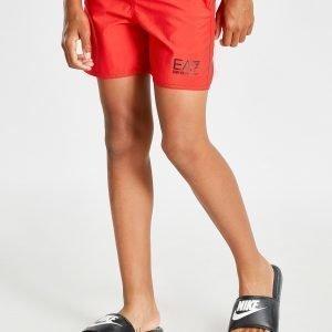 Emporio Armani Ea7 Core Swim Shorts Punainen