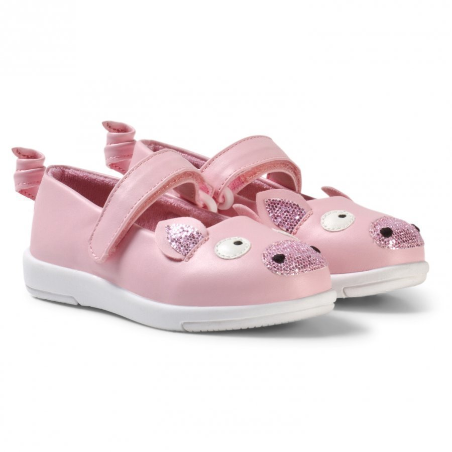 Emu Australia Little Creatures Pig Ballet Shoes Lenkkarit