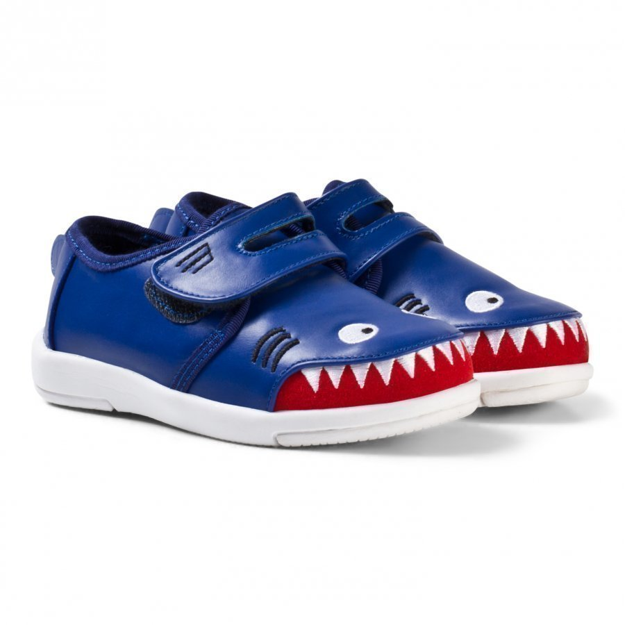 Emu Australia Little Creatures Shark Sneakers Lenkkarit