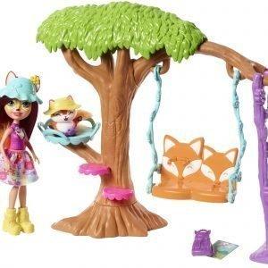 Enchantimals Leikkisetti Felicity Fox