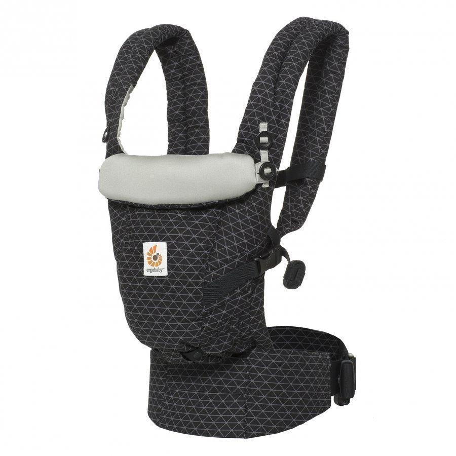 Ergobaby Adapt Baby Carrier Geo Black Kantoreppu