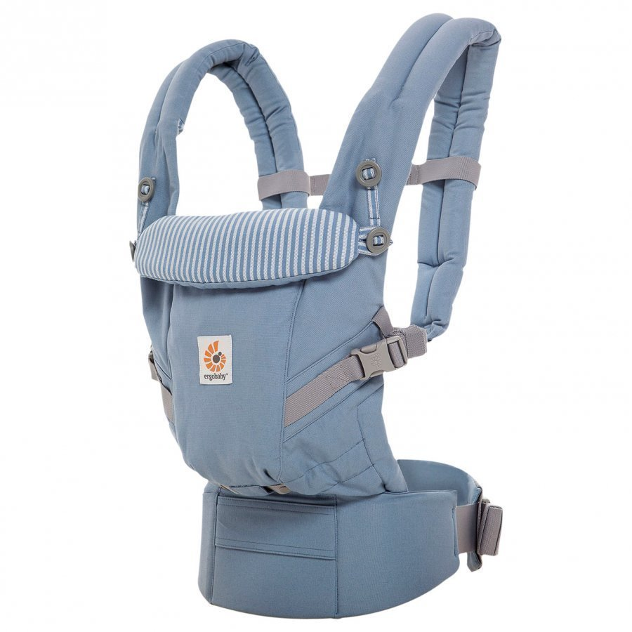 Ergobaby Adapt Baby Carrier Light Blue Kantoreppu