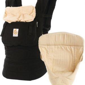 Ergobaby Aloituspaketti Original Easysnug Musta/Camel