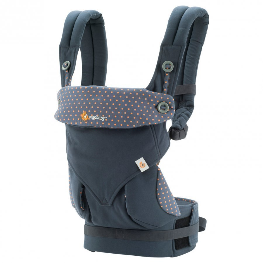 Ergobaby Babycarrier 360 Dusty Blue Kantoreppu