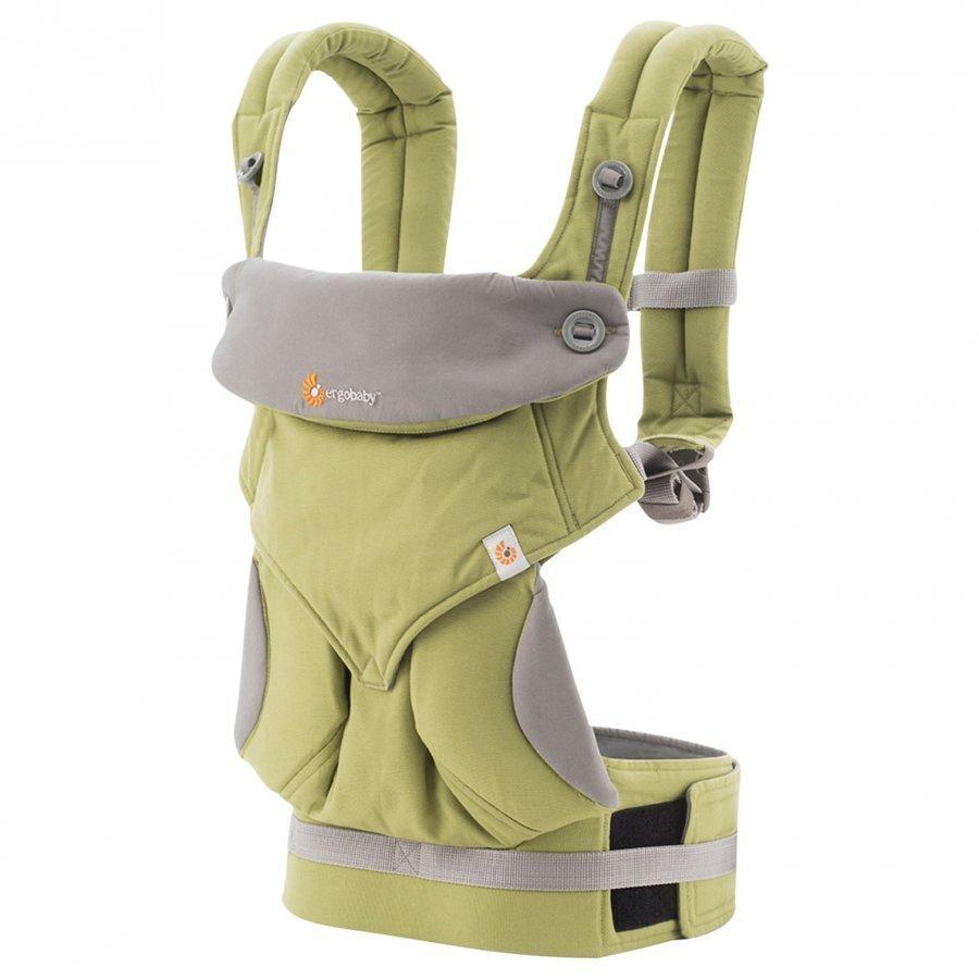 Ergobaby Babycarrier 360 Green Kantoreppu